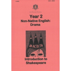 Year 2 - English Whole Class Resource Booklet